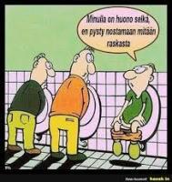 laihialainen maksullisessa wc,ssä