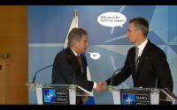 Welcome to the NATO Mr. Niinstöö