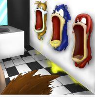 Sonic pisoaarit