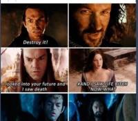 Elrond on aliarvostettu :(