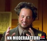 Moderaattori