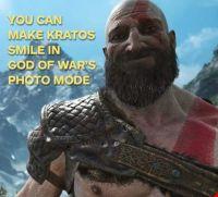 Kratosta hymyilyttää