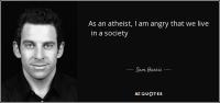 Psykopaatti ateisti taas