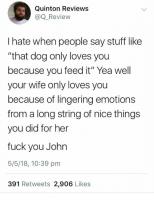 Älä ole John
