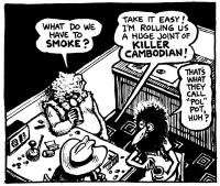 Friikkilän pojat meinaa poltella