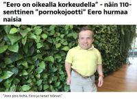 Suomalaiset naiset kyllä antaa yleensä säälistä