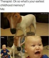 Lapsuuden trauma