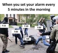 Aamuherätys