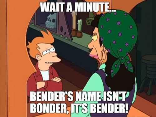 Bonder Bonding Rodriguez