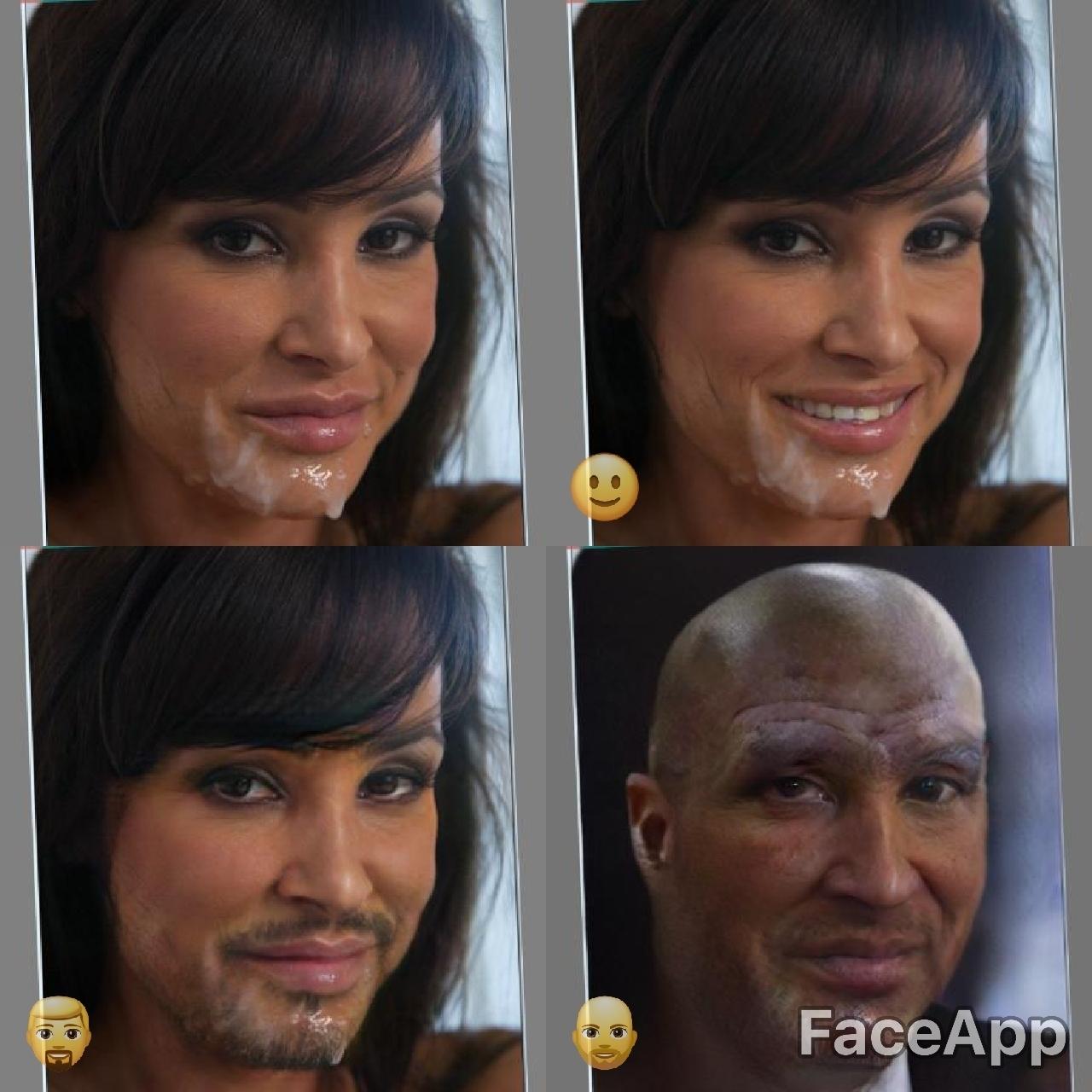 Lisa Ann Faceapp