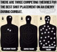 Shot placement theory