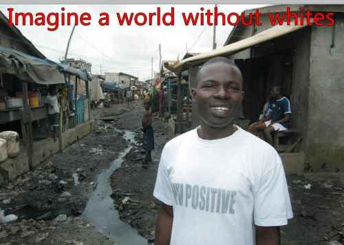 Maailma ilman valkoisia
