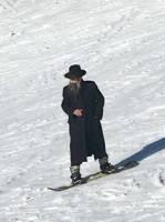Shalom slalom