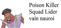 Poison Killer Squad Lider
