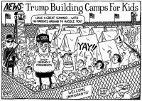 Trumpin kesäleiri