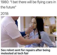 Tulevaisuuden teknologia on täällä!