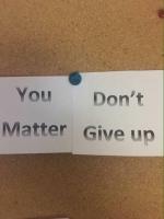 Motivational words?