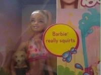 Ranta-Barbie ruiskauttaa