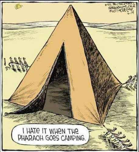 Paska telttaretki