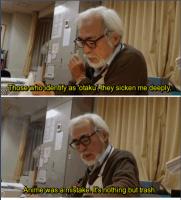 Anime paskaa