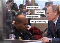 Putin passintarkastuksessa