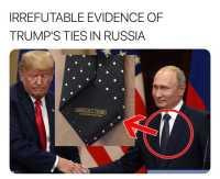 Trump's ties in Russia