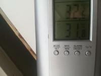 Luolastolaisten lämpömittarit