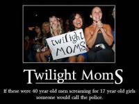 Twilight moms