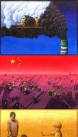 Satiiria by Pawel Kuczynski