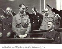 Hitlerin ampuja oli hieno mies