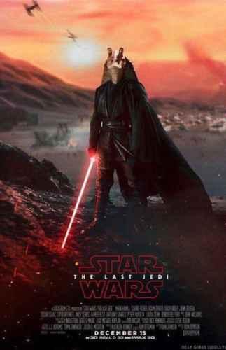Uus Star Wars näyttää lupaavalta