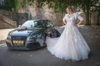Audimies meni naimisiin