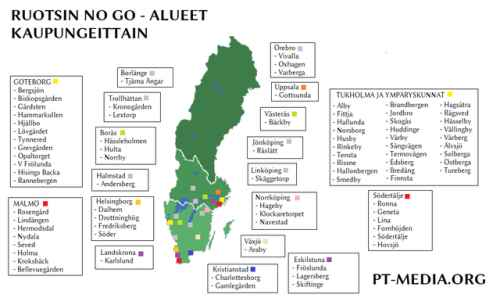 Sweden-No-Go