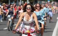 Pyöräilyviikonloppu Minskissä