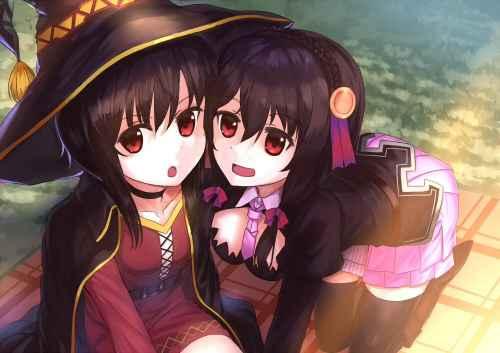 Megumin ja Yunyun
