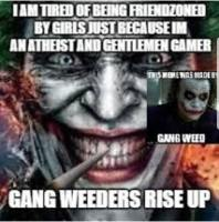 gang weeders
