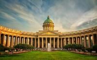 Kazanin katedraali Pietarissa