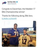 Onneksi olkoon, David!
