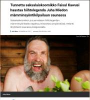 Mämmi & sauna
