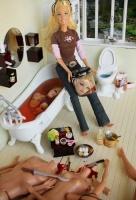 Barbie (ei sukua Klaussille)