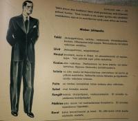 Herrasmiehen pukeutumisopas
