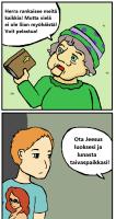 Jeesus jälleen.