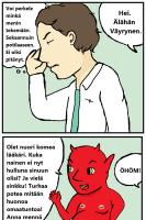 Lääkärin hairahdus.