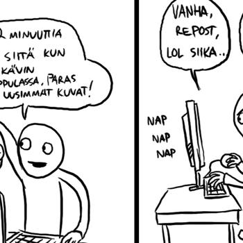 Kapteeni NN vs trolli