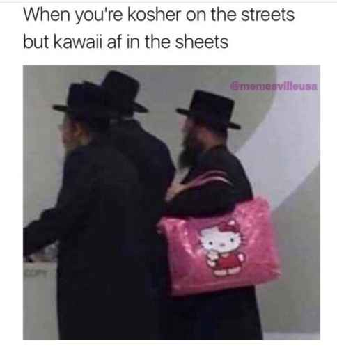 the goyim know