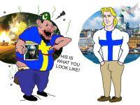 Ruotsi vs Suomi