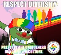 Kunnioita monimuotoisuutta
