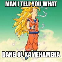 Dang ol' Kamehameha