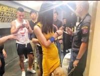 Sniffer Dog Finds Crack