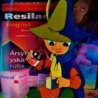 resilar